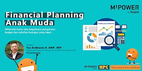 Financial Planning Anak Muda tickets