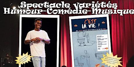 Spectacle humour-comédie-musique tickets