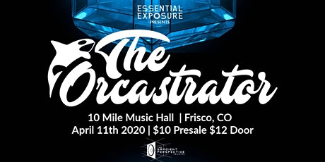 Orcastrator w/ Thought Process X Pheel, Alex Bowman and Wolf tickets