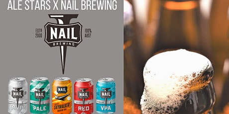 Windsor Ale Stars x Nail Brewing tickets
