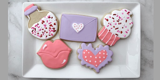 SOLD OUT: Cookie Decorating with 'A Couple Smart Cookies'! (Adult Only, 2/7 @ 7:30pm)