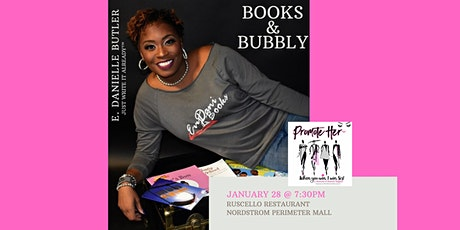 Promote-Her Atlanta January Meetup: Books & Bubbly tickets