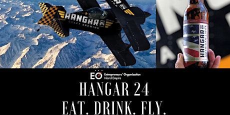 Hangar 24 - Drink And Fly tickets