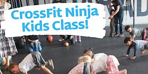 CrossFit Ninja Kids Class