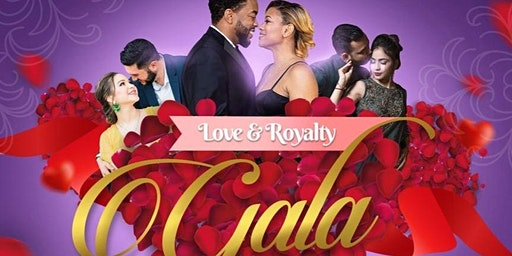 Decadent Opulent Valentine's Experience: Love and Royalty Couples Gala