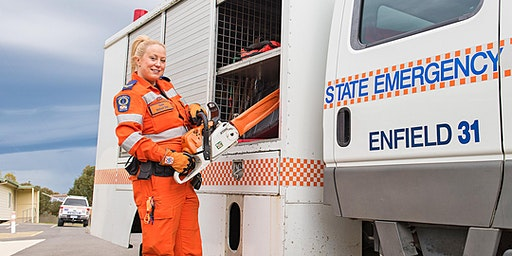 SES Volunteer Recruitment Session - Northern & Eastern Adelaide