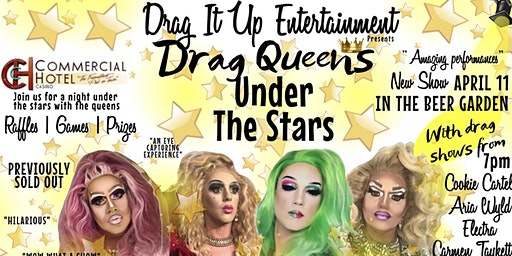 Drag Queens Under The Stars