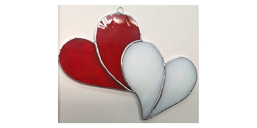 SOLD OUT: Sip and Solder: Stained Glass Workshop! (Adult Only, BYOB)