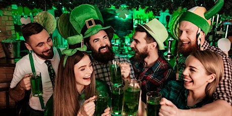 LepreCon St Patrick's Crawl Little Rock tickets