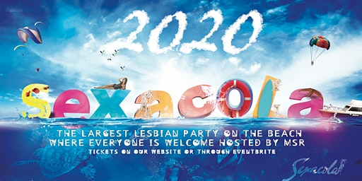 Sexacola Pride 2020 in Pensacola Beach