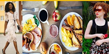 Senior Girls Breakfast:  College Ready Period! billets