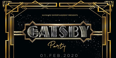 The Great Gatsby Party tickets