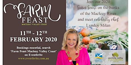 Farm Feast Macleay Valley Coast  tickets