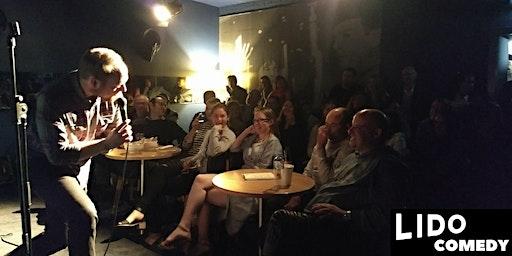 Tuesday Comedy at Lido Cinemas - FREE TICKETS - Feb 18th