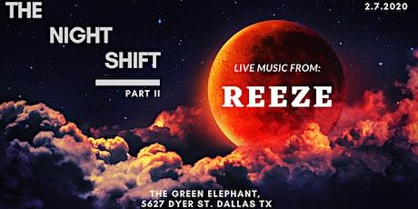Night Shift 2 Concert Vendor Registration tickets