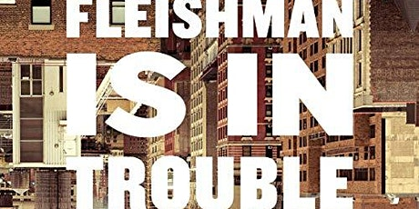 Harry Hartog Bondi February Book Club: 'Fleishman is in Trouble' tickets