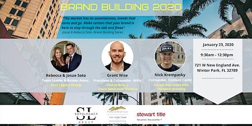 Brand Building 2020