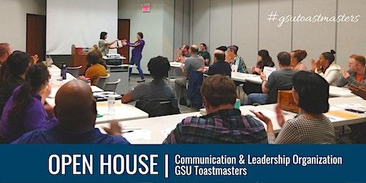Communication & Leadership Organization Open House