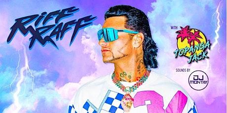 Riff Raff w/ Darkstreet, Rob Zilla, Michael White, and more tickets