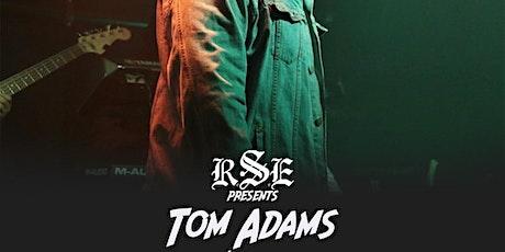 Tom Adams Live tickets