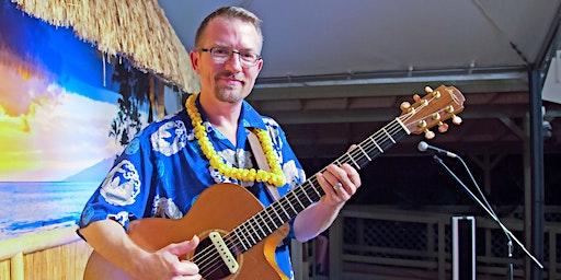 Stephen Inglis - Classic  & Contemporary Hawaiian Slack Key