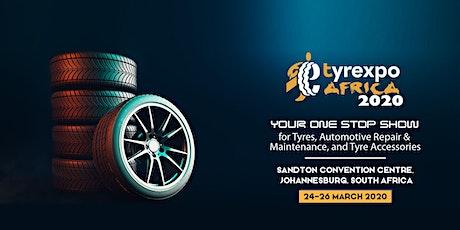 TYREXPO AFRICA 2020 tickets