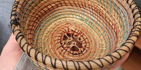 Pine Needle Basket Making tickets