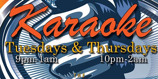 Karaoke Tuesdays & Thursdays at The Bend