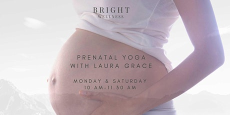 Prenatal Yoga Class - Brighton tickets