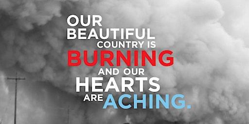 Summer Healing Yoga Bushfire Fundraiser