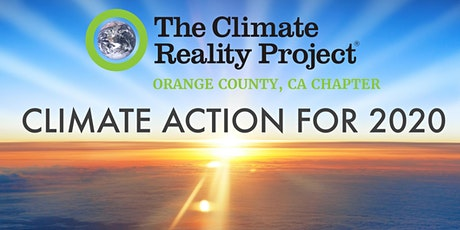 New Year Kick-Off Meeting: Climate Action for 2020 tickets