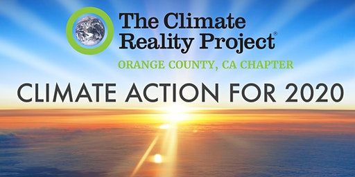 New Year Kick-Off Meeting: Climate Action for 2020
