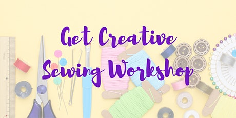 Get Creative - Sewing Workshop: Reusable Shopping Bag tickets
