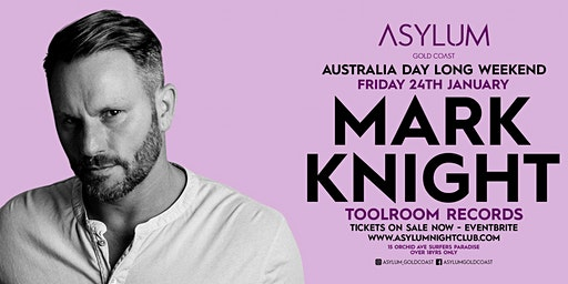 Asylum presents Mark Knight