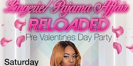Lingerie/Pajama Affair tickets