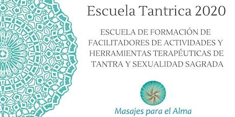 Escuela Tantrica / Formacion de Facilitadores de Herramientas de Tantra entradas