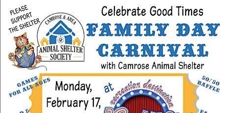Family Day Fundraiser Family Carnival! tickets