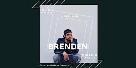 The First Sxtn  | Brenden tickets