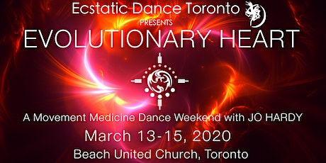 Evolutionary Heart - A Movement Medicine Dance Weekend Workshop tickets
