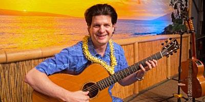 Jeff Peterson - Maui's own Slack Key Guitar Virtuoso