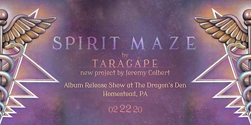 Spirit Maze Album Release Show at The Dragon's Den by Taragápe