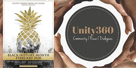 Unity360 Community Dialogue for Black History Month tickets