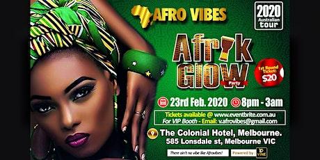 AFRIK GLOW PARTY (Melbourne) tickets