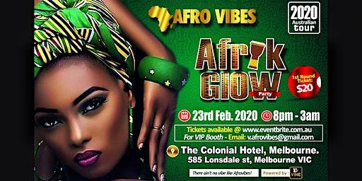 AFRIK GLOW PARTY (Melbourne)