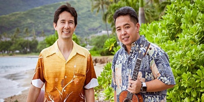 Herb Ohta Jr & Jon Yamasato Hawaiian Holiday Party