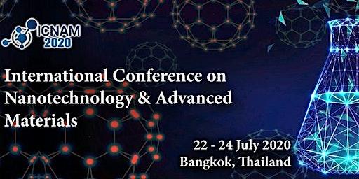 International Conference on Nanotechnology & Advanced Materials 2020