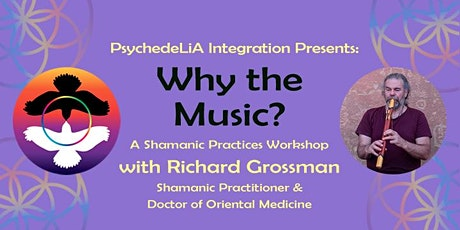 Why the Music? Exploring Sound and Music in the Ayahuasca Experience tickets