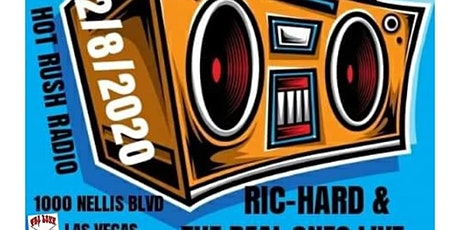 CALI TO VEGAS RIC HARD AND FRIENDS tickets