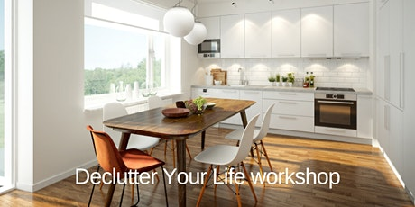 Declutter your life tickets