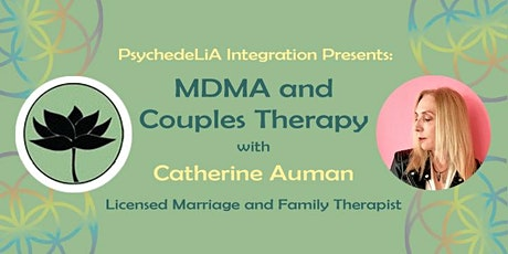 MDMA & Couples Therapy tickets